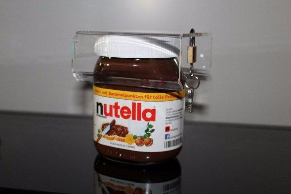 The Nutella lock