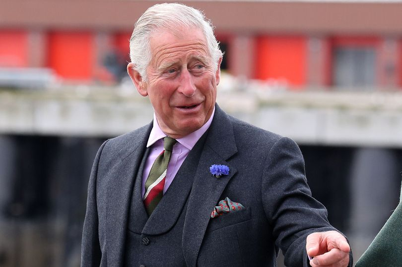 Prince Charles turned away from Scottish restaurant