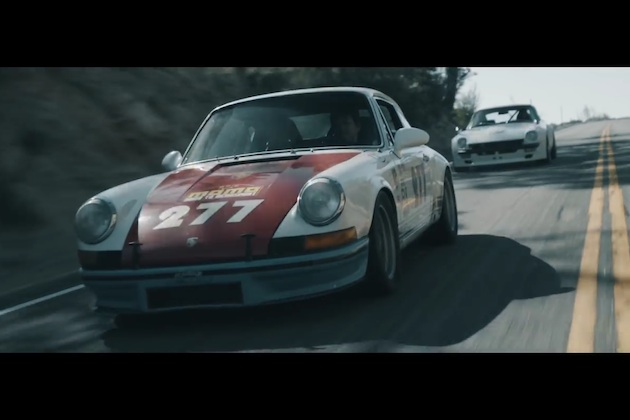 【ビデオ】マグナス・ウォーカーとサン・カンが、互いのポルシェ「911」と日産「240Z」を走らせる!