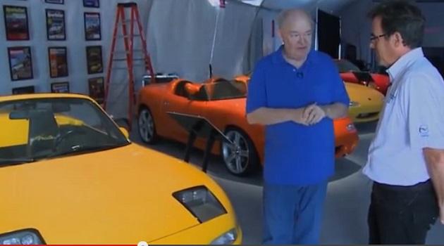 【ビデオ】初期はFFのクーペが有力だった! マツダ「ロードスター」の開発秘話