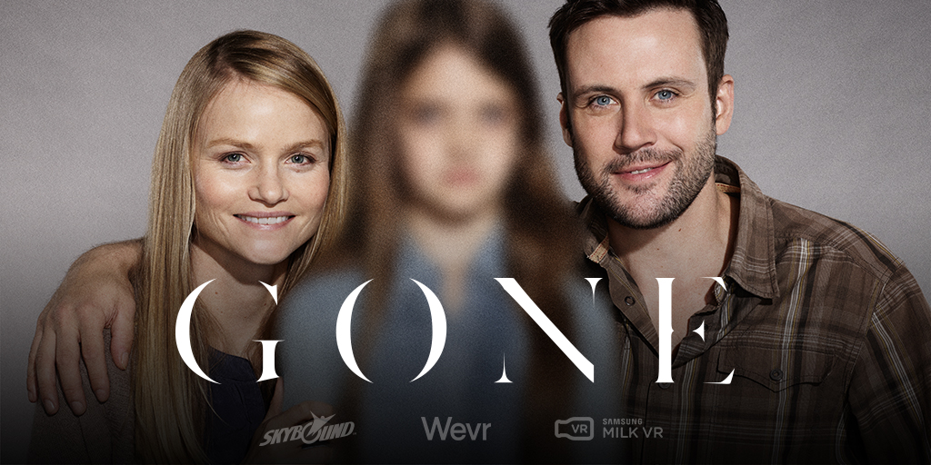 gone is a vr thriller from walking dead team and samsung