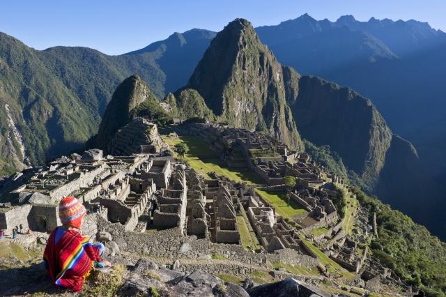 Family holiday to Machu Picchu, Peru