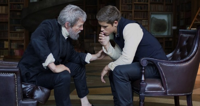 The Giver Moviefone Review