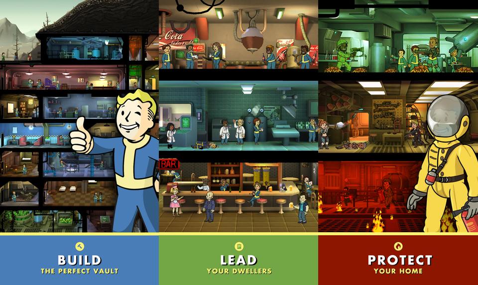 Fallout Shelter скачать бесплатно игру на андроид - фото 8