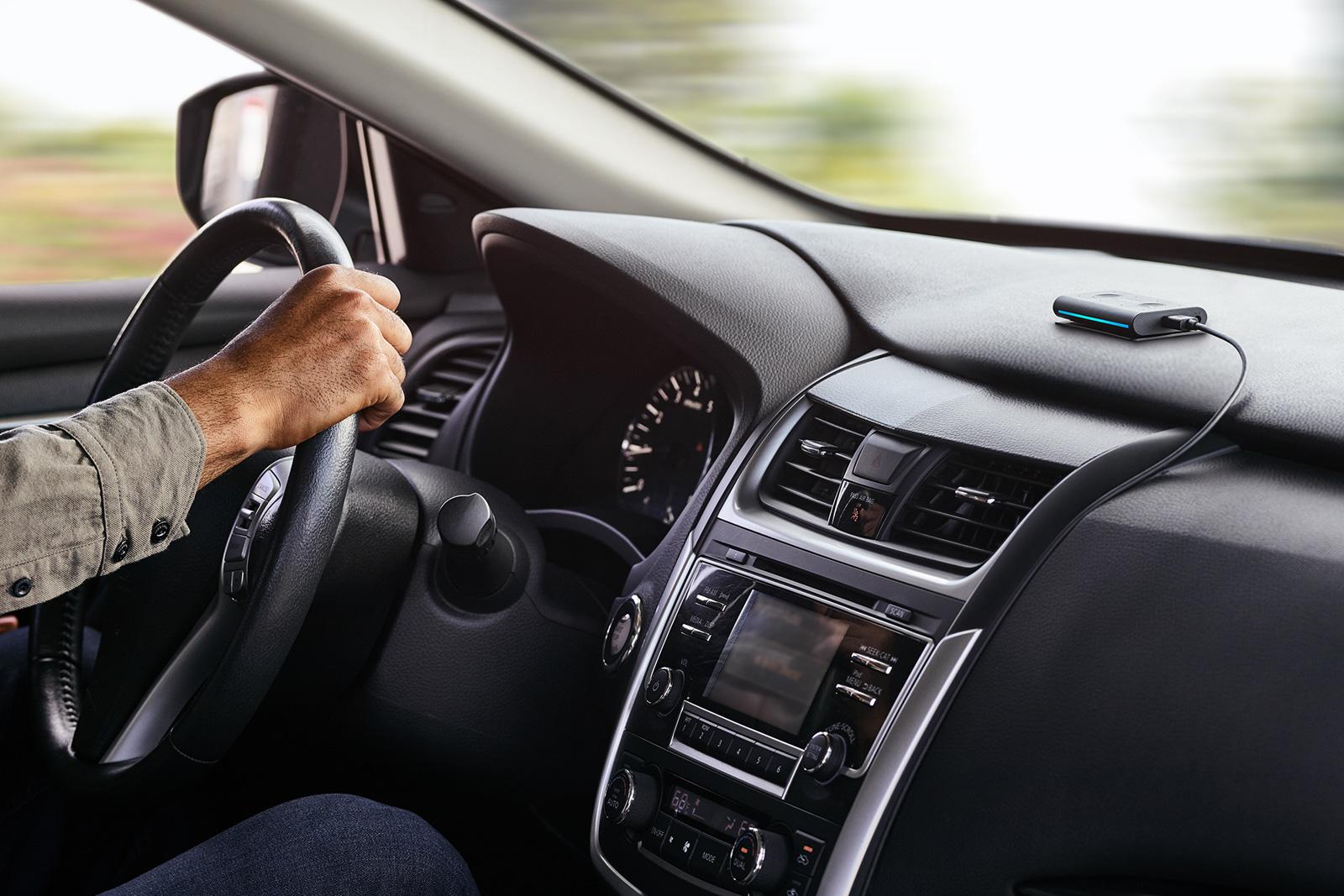 Amazon S Echo Auto Puts Alexa In Any Car Engadget