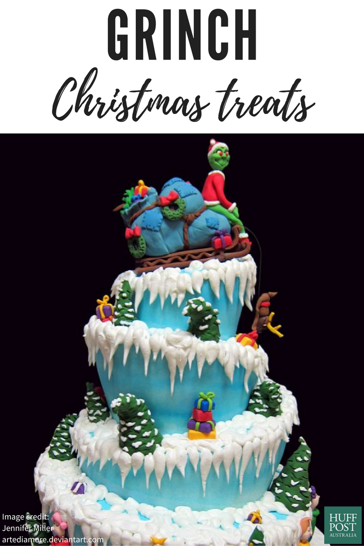 Grinches Out There, Here Are Christmas Treats Just For