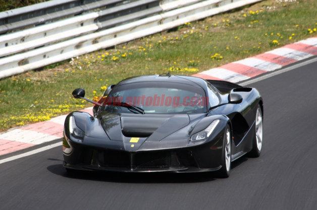 【レポート】「ラ フェラーリXX」にF1エンジンを採用!『トップギア』が伝える