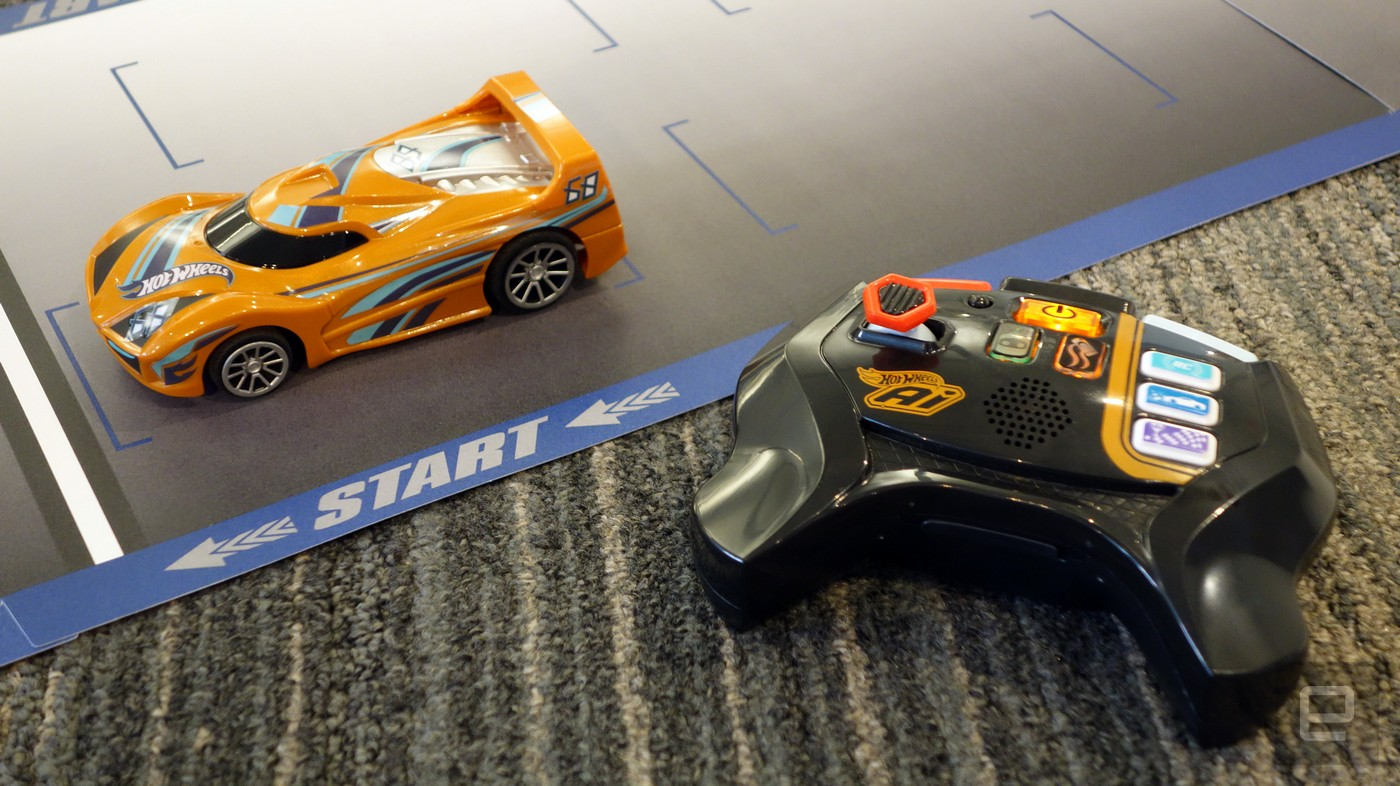 17648108aa Model cars and track racing are the bread and butter of Hot Wheels