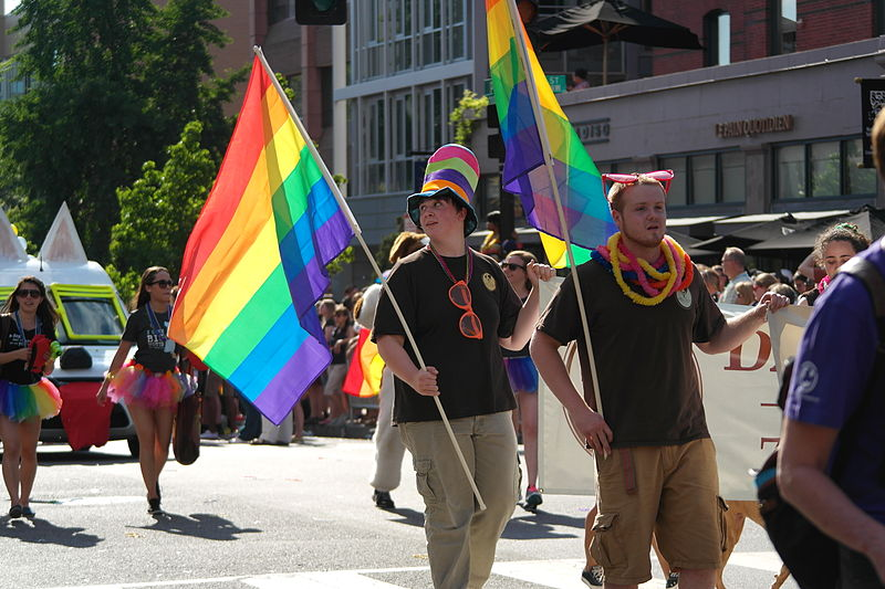 The annual Capital Pride Parade is scheduled to run June 11 in Washington, D.C.