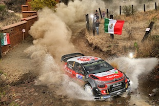 FIA WORLD RALLY CHAMPIONSHIP 2017 -WRC Mexico(MEX) -  WRC 08/03/2017 to 12/03/2017 - PHOTO : @World