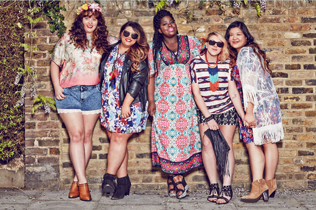 a87b5ad3733 The Fashion Brand Showcasing Plus-Size Bloggers For Festival ...