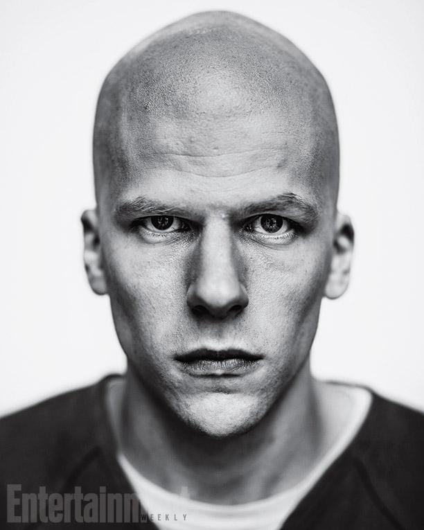 Jesse Eisenberg, Lex Luthor, Batman v Superman: Dawn of Justice