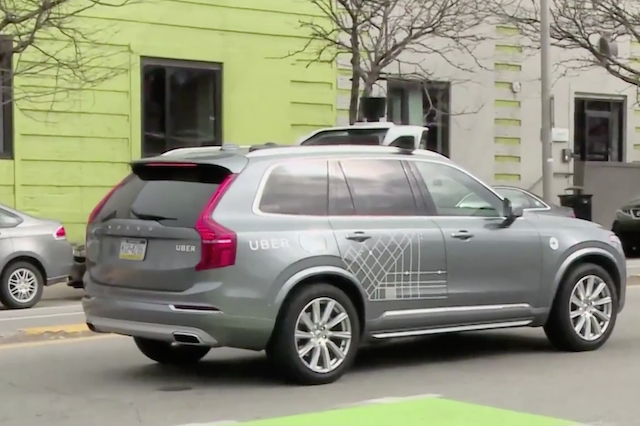 UK Self-driving car trials continue despite driverless Uber accident in the US