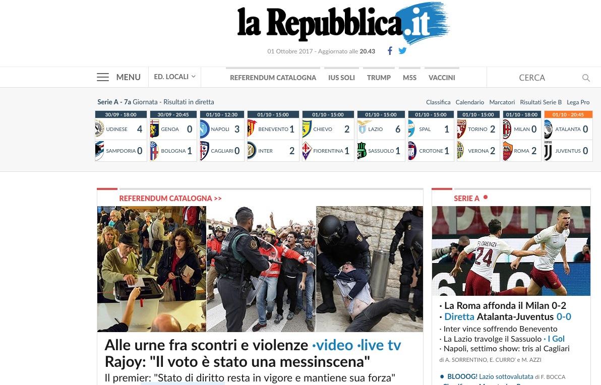 Revista de prensa internacional: así han visto los medios extranjeros el
