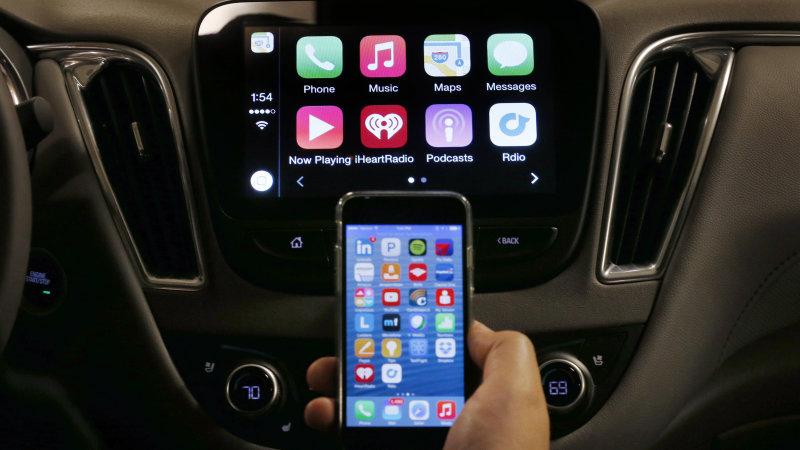 アップル「CarPlay」に対応するクルマが200車種以上に