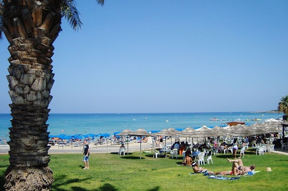 British children targeted by kidnappers posing as staff at Cyprus hotel
