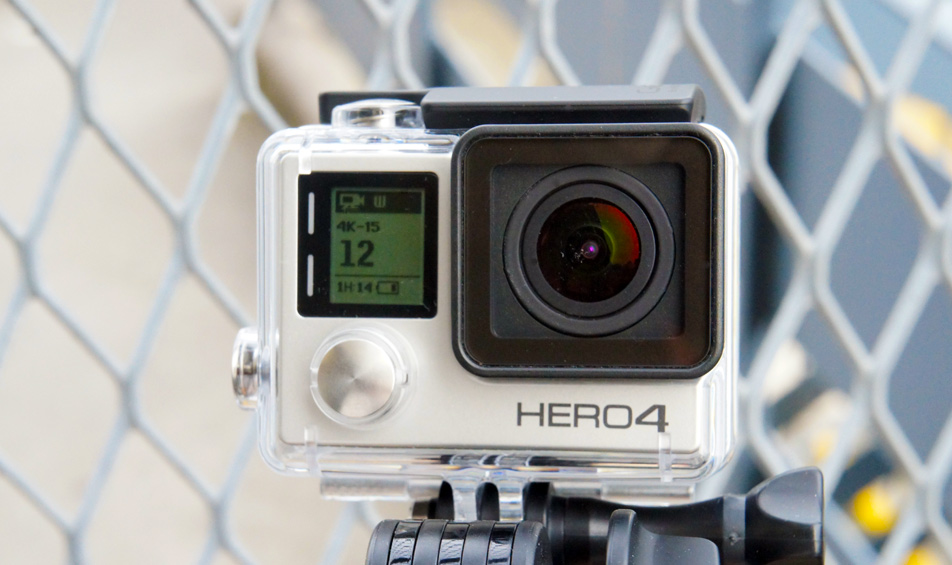GoPros Hero4 Cameras Offer 30 Fps 4K Shooting Or Touchscreen Controls