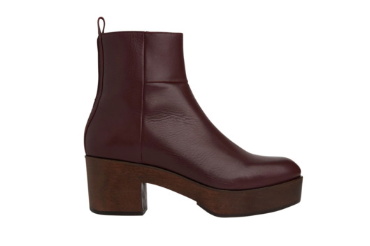 """Helle"" Clog Boot"