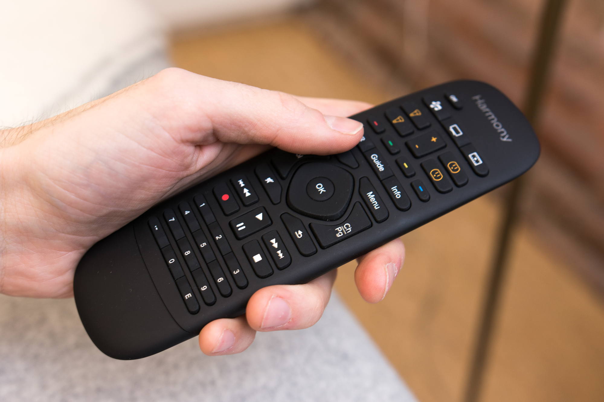 The Harmony Companion remote is smaller, sleeker, and more powerful than the Harmony 650, but gives up the cheaper device's useful display and ...