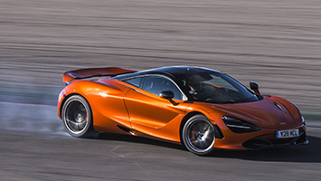 The Unbelievable Everyday Supercar Mclaren First Drive
