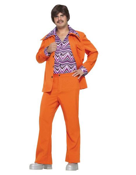 1970s Leisure Suit Halloween Costume on Sale