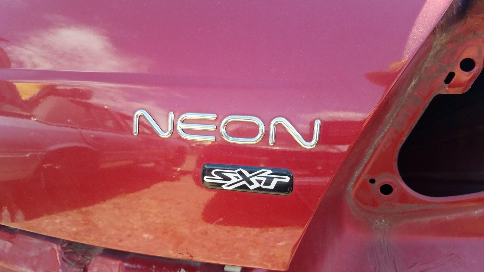 2005 Dodge Neon Sxt Is A Last Of Its Kind Junkyard Gem