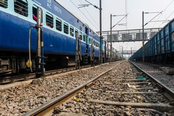 Sportsman dies of thirst on train in India