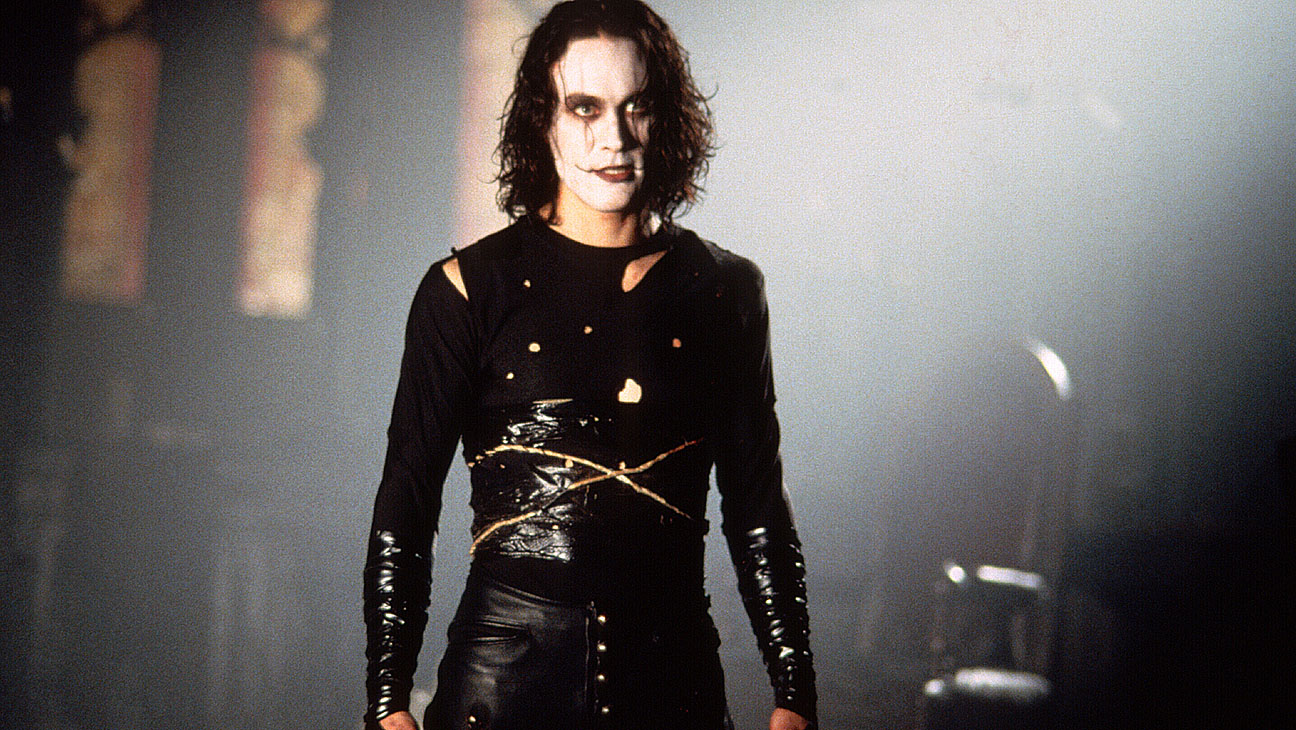 The Crow (1994)Directed by Alex Proyas Shown: Brandon Lee (as Eric Draven)