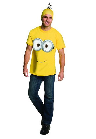 Minion Halloween Costume on Sale