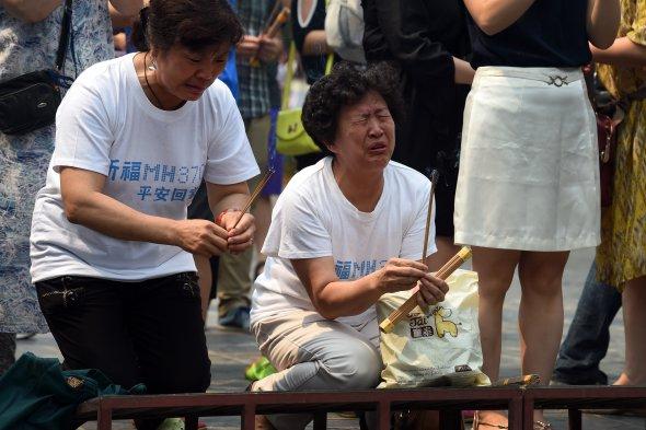 Flight MH370: Passengers and crew