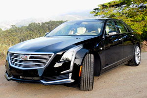 The 2016 Cadillac CT6 delivers power and luxury