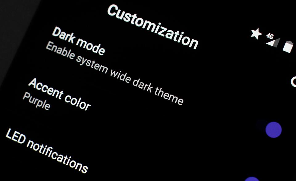 OnePlus X customization