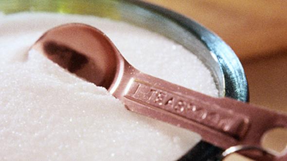 Ditch sugar, not fat