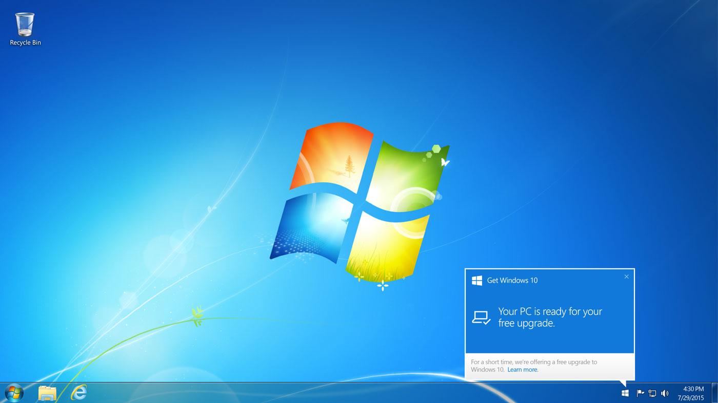 你可以手动送别 Windows 10 烦人的升级提醒了