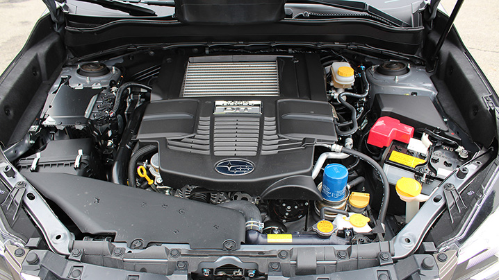 2017 Subaru Forester 2 0xt Touring