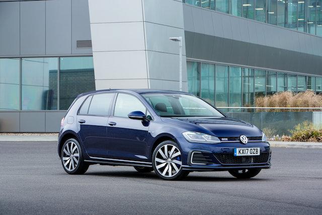 First Uk Drive Volkswagen Golf Gte