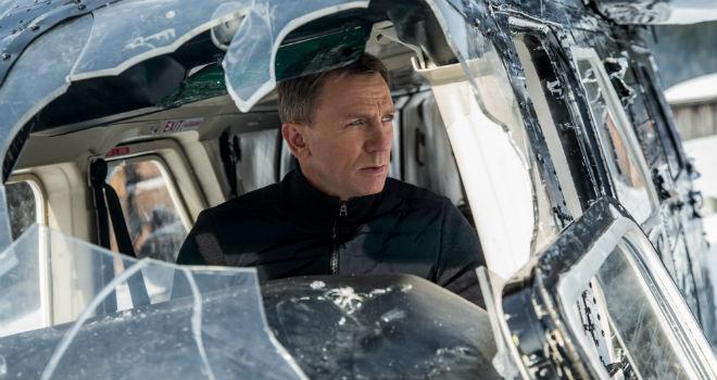 daniel craig as james bond 007 in SPECTRE