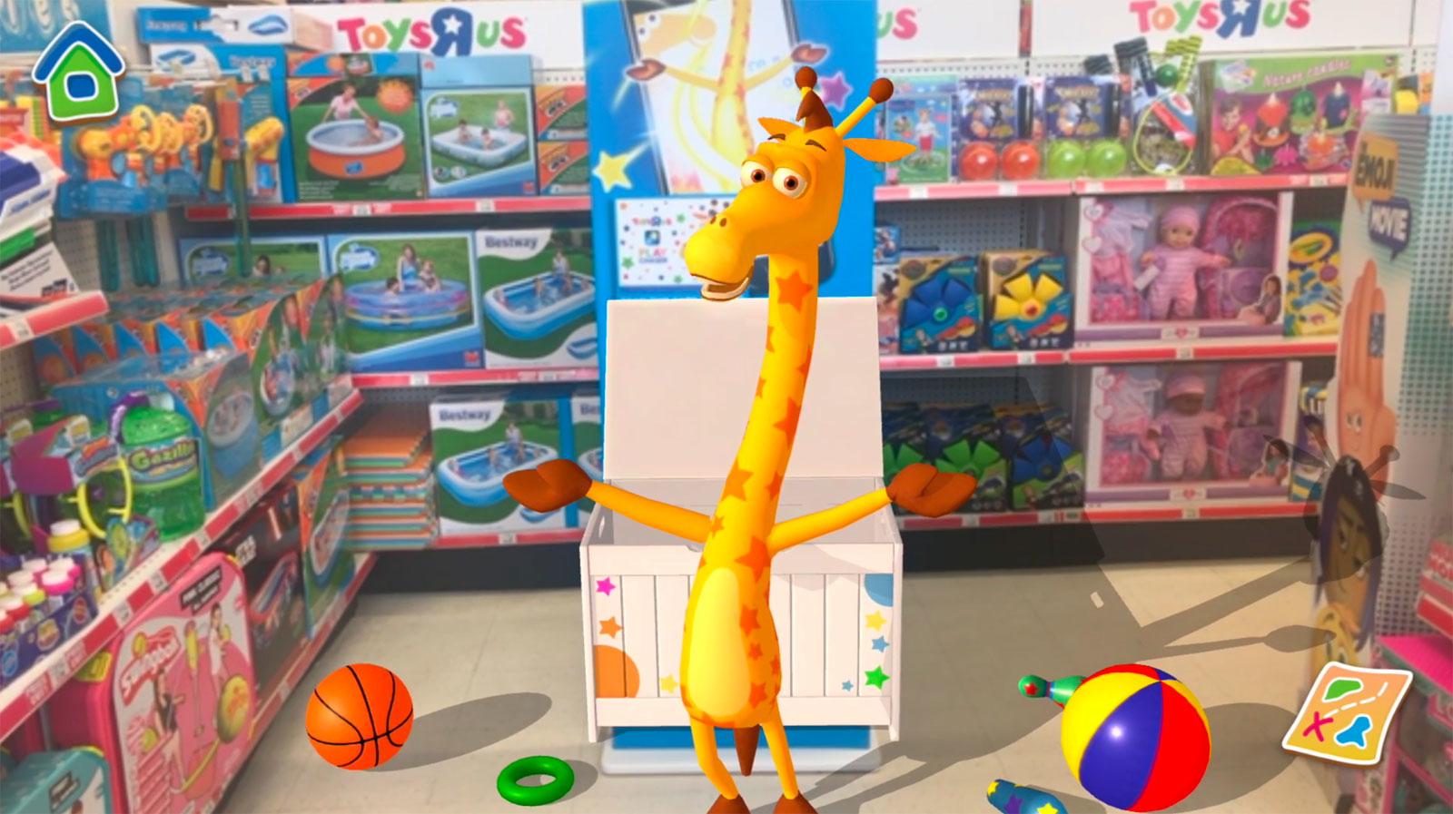 Toys Are Us Search : 玩具反斗城想用「ar」吸引你回到门市重温欢乐时光