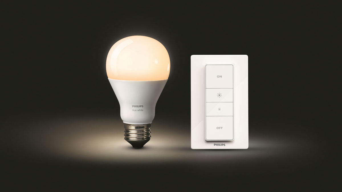 Philips Latest Hue Kit Gives You Wireless Light Dimming Lightbulb Learning Wiring