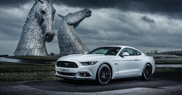Mustangs Around the World - Scotland