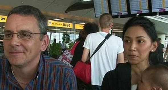 barry and izzy sim missed malaysia airlines flight mh17 because of not enough seats