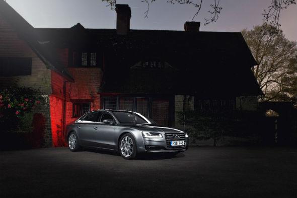 Audi A8 Chauffeur