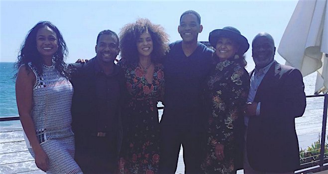 Will Smith Had a 'Fresh Prince of Bel-Air' Reunion