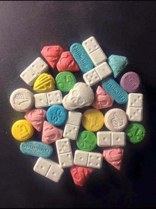 police alert parents to new street drug tablets that look a lot like