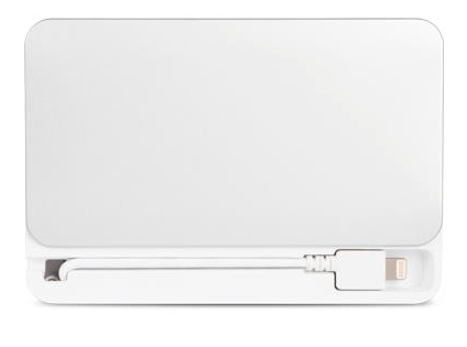 Moshi IonBank 5K with Lightning Connector