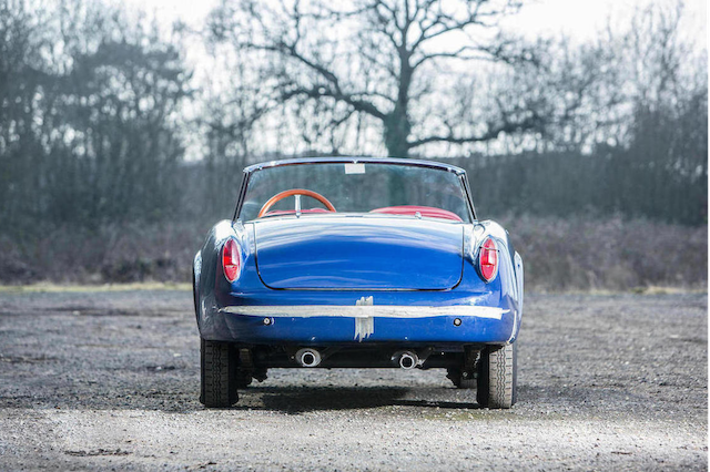Animal lover leaves £450,000 of classic cars to charity