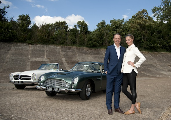 Jodie Kidd Talks About Her New Classic Car Show Top Gear And The - Top gear car show