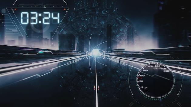 ポルシェ ジャパン、新型「カイエン ターボ」の加速を疑似体験できる45秒のシネアドを、TOHOシネマズ MX4Dシアターで上映中