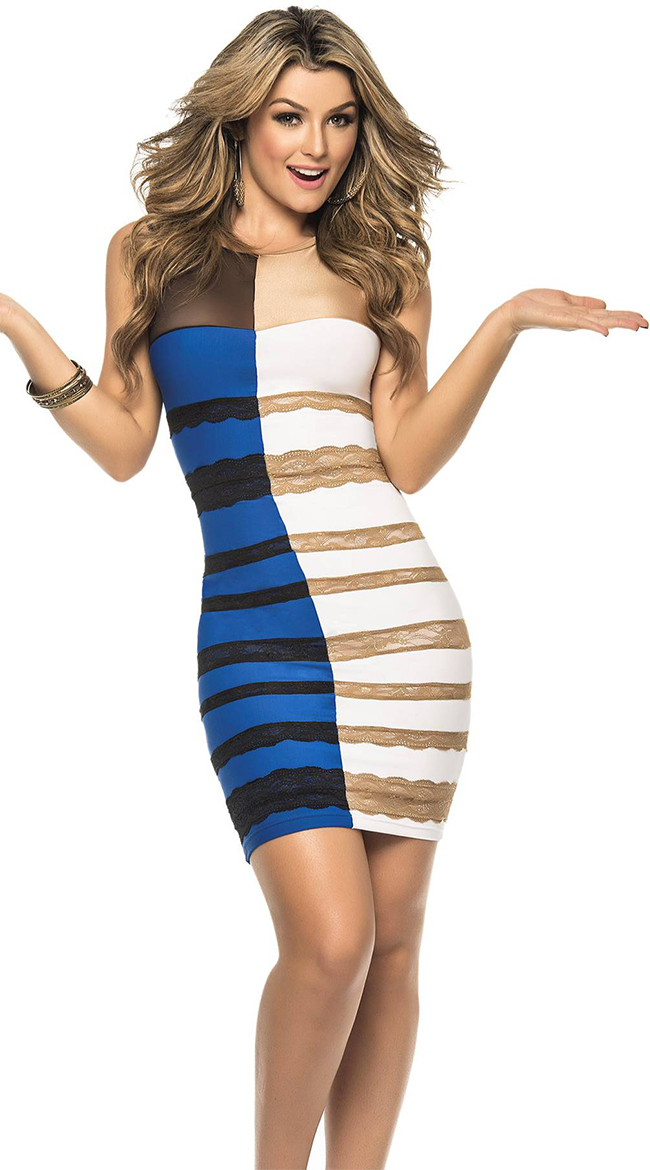 #TheDress Halloween Costume