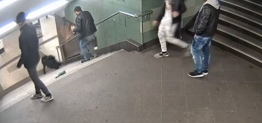 Swetoslaw S. Sentenced To Jail Time For Kicking Woman Down Berlin Subway